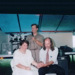 Lee & Tina during their ordination August 10th 1997